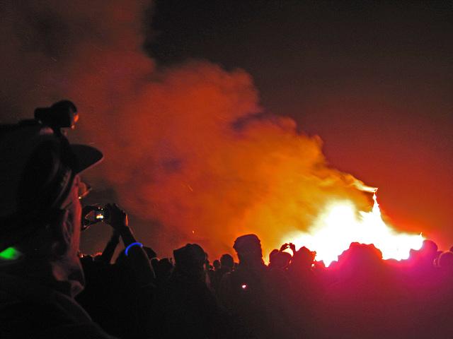 The Man Burning (0547)