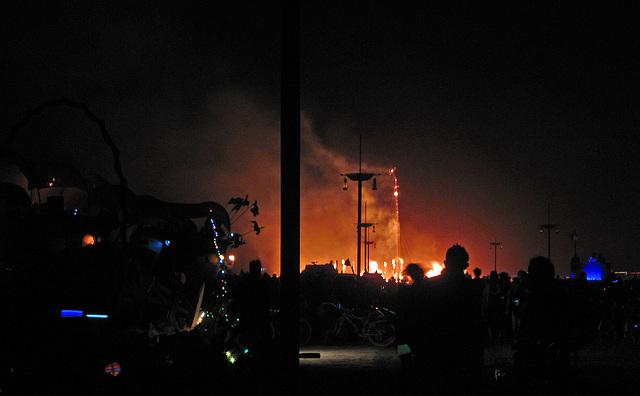 The Man Burning (0556)