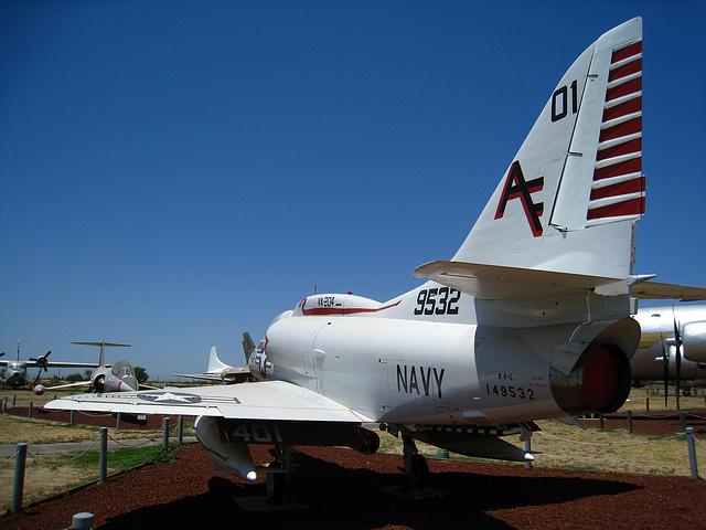 Douglas A-4 Skyhawk (3166)