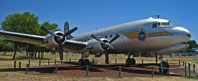 Douglas R5D-4 Skymaster (3146)