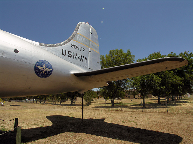Douglas R5D-4 Skymaster (8479)