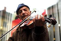 Violonisto Jones
