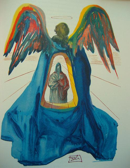 Dante Alighiere, PURGATORIO, Canto XXXIII (Finale)