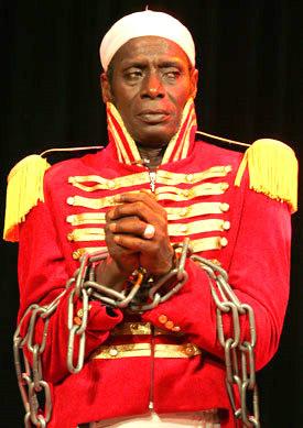 Bernard Binlin Dadié: Mia revo