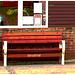 Brighton bench /   Vermont. USA.  23 mai 2009-  Brighton bench.  Postérisation