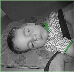 Schlaf gut, kleiner Schatz!