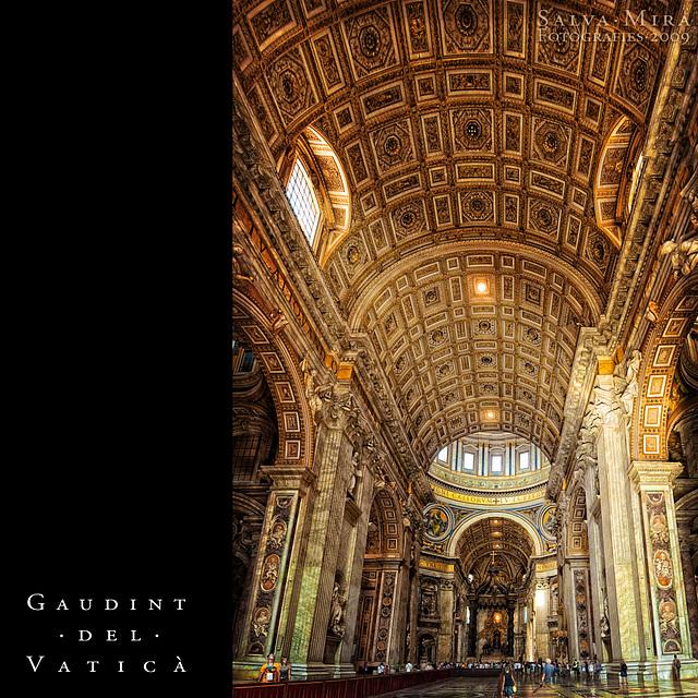 Gaudint del Vaticà [ #5 ]