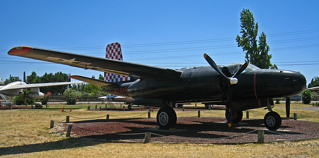 Douglas A-26B Invader (3263)