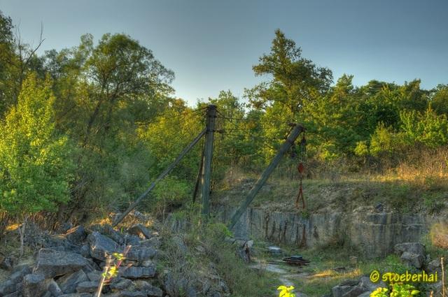 Historic landmark stone quarry