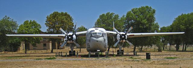 Fairchild C-119C Flying Boxcar (3135)