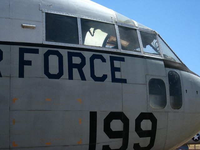 Fairchild C-119C Flying Boxcar (3138)