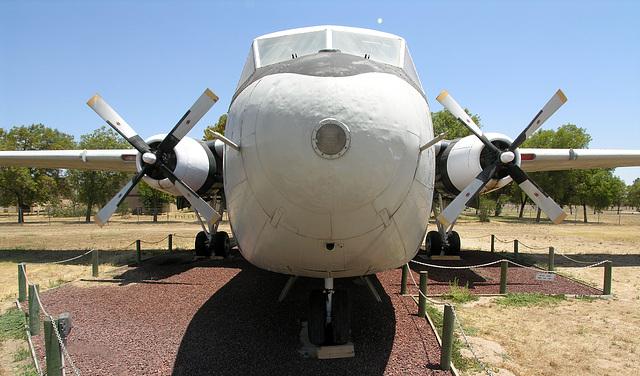 Fairchild C-119C Flying Boxcar (8467)