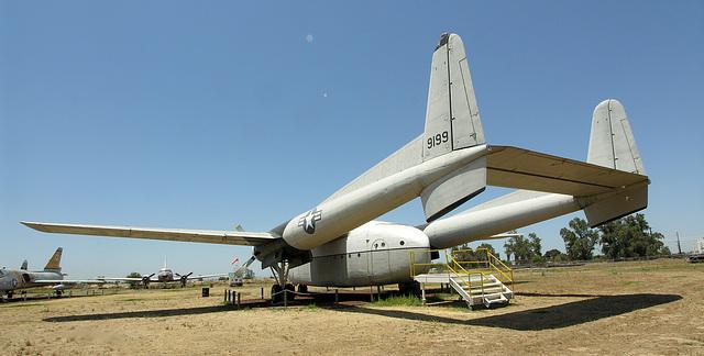 Fairchild C-119C Flying Boxcar (8470)