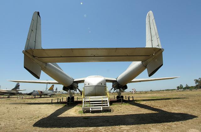Fairchild C-119C Flying Boxcar (8471)
