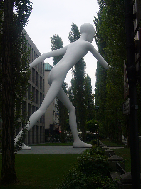 München - Walking Man