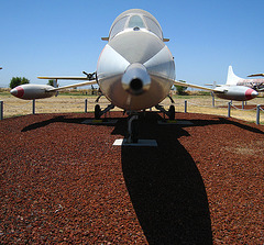Lockheed F104-B Starfighter (3156)