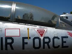 Lockheed F104-B Starfighter (3160)