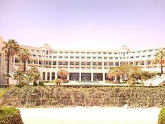 Valencia: hotel Las Arenas.