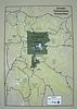 Yellowstone Area Map (3736)