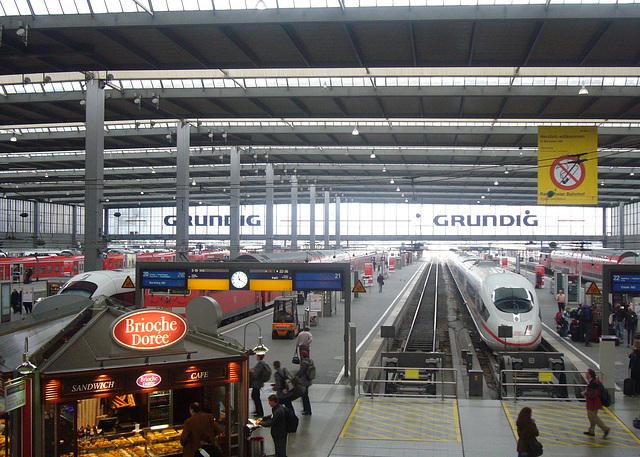 München - Hauptbahnhof