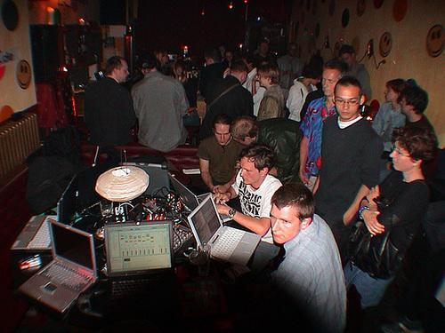 Laptop Event Spielhölle, 23.5. 2002
