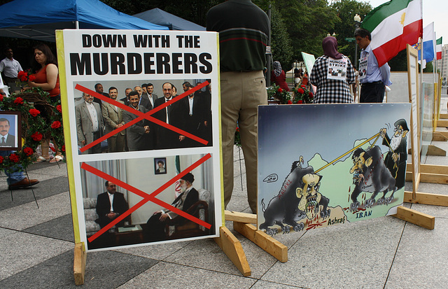 07.IranianHungerStrike.WhiteHouse.WDC.22August2009