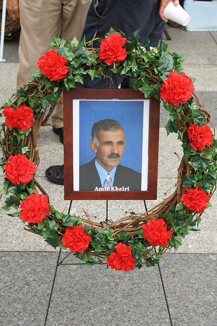 11.IranianHungerStrike.WhiteHouse.WDC.22August2009