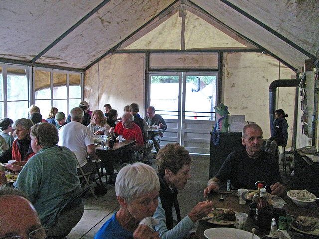 May Lake Camp Dinner (0769)
