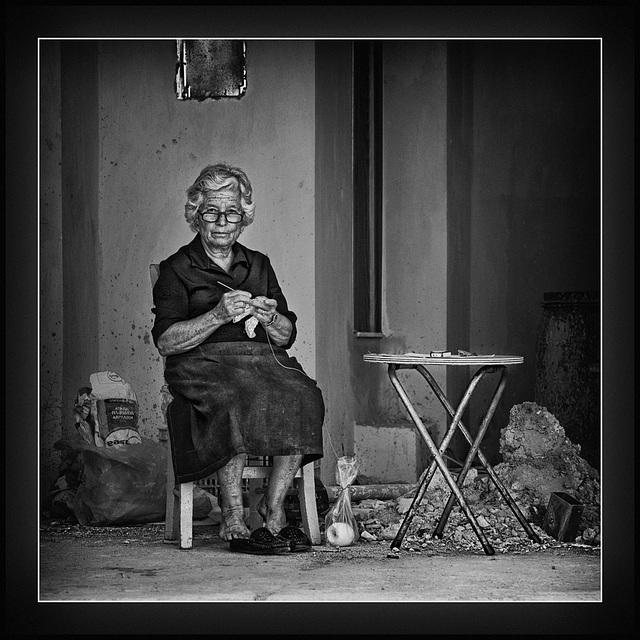 woman of Crete