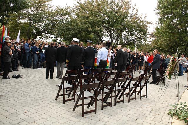 96.MatlovichMemorial.CC.Ceremony.SE.WDC.10October2009