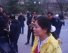 Park concert