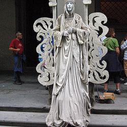 Eĉ Dante devas vivi de mono - Sogar Dante muss vom Geld leben