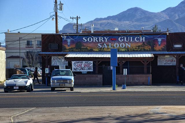 Sorry Gulch Saloon