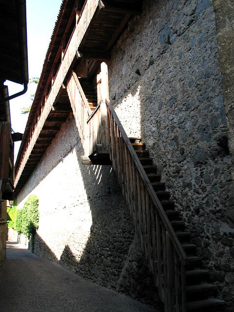 Stadtmauer Glurns
