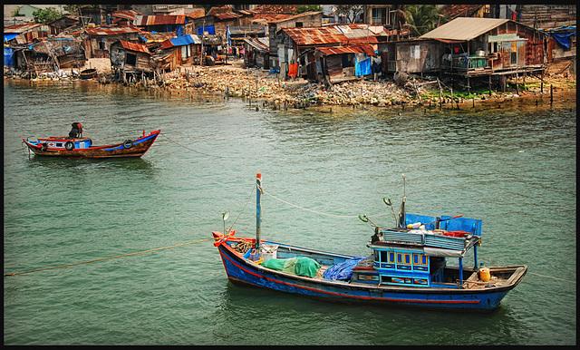 poor houses in Nha Trang