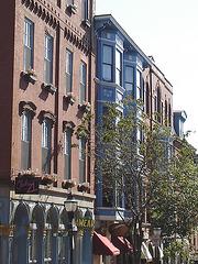 Awear building  /  Architecture Awearienne - Portland, Maine -  USA / États-Unis - 11 octobre 2009