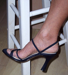 sz 7 BP sandals (F)