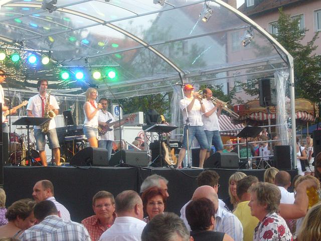 Bürgerfest in Burglengenfeld