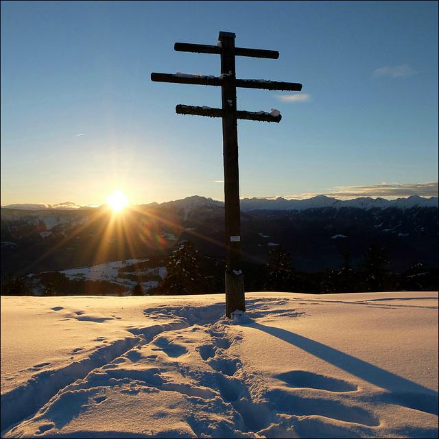 The Top Cross.