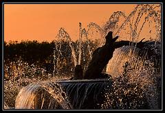 Le bassin de Latone / Latona fountain