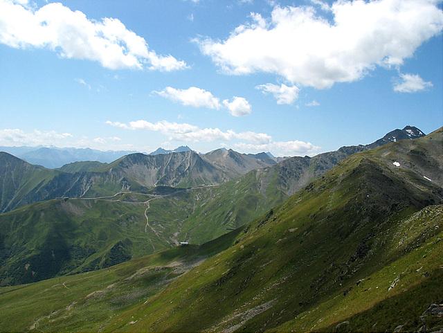 Serfauser Bergwelt