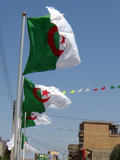 l'ALGERIE EN FETE