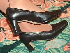 wife in her work heels, Claiborne
