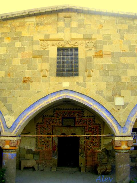 Konstantin-Eleni Kilisesi-Sinasos...The Agios Konstantinos-Eleni Church-Sinasos...
