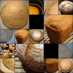 Honey-Lemon Whole Wheat Bread