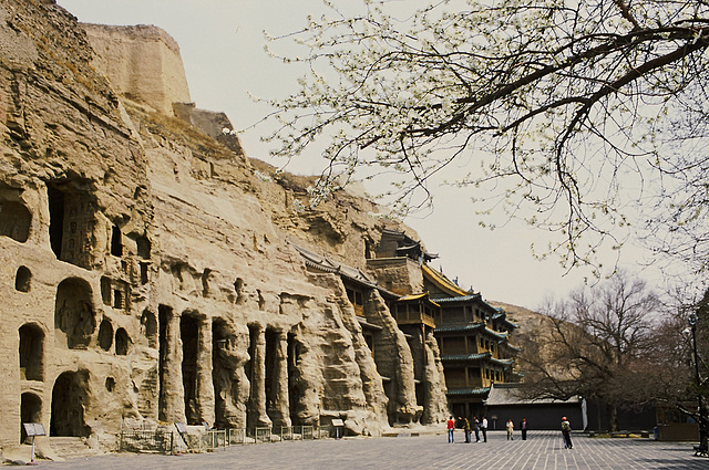 Yungang Grottoes [云冈石窟]