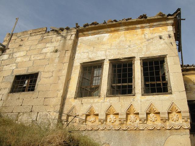 Sinasos-Eski Yunan Taş Ev... Old Greek Stone House...