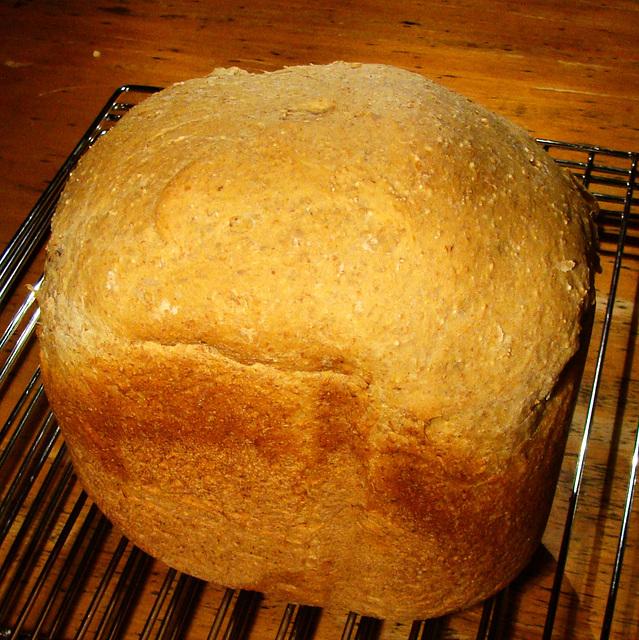 (J.S. 5) Volkoren karnemelkbrood (blz. 68)