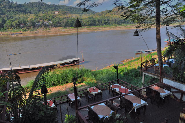 Restaurant with amazing view