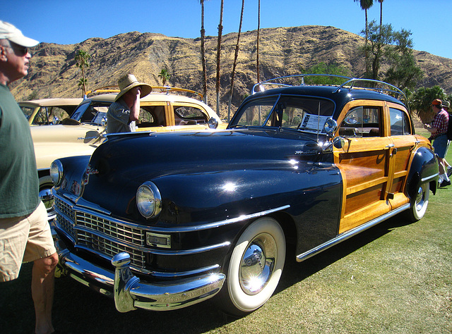 1947 Chrysler Town & Country (4606)